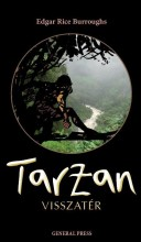 TARZAN VISSZATÉR - - Ekönyv - BURROUGHS, EDGAR RICE