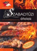SZABADTŰZI ÉTELEK - Ekönyv - JUHÁSZ ZSUZSANNA