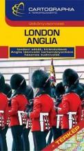 LONDON, ANGLIA - CARTOGRAPHIA ÚTIKÖNYV (ÚJ!) - Ekönyv - CARTOGRAPHIA KFT.