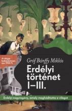 ERDÉLYI TÖRTÉNET I-III. - Ekönyv - GRÓF BÁNFFY MIKLÓS