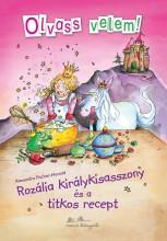 ROZÁLIA KIRÁLYKISASSZONY ÉS A TITKOS RECEPT - Ekönyv - FISCHER-HUNOLD, ALEXANDRA