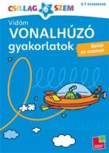 VIDÁM VONALHÚZÓ GYAKORLATOK - BETŰK ÉS SZÁMOK - Ekönyv - TESSLOFF ÉS BABILON KIADÓI KFT.