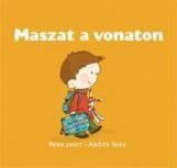 MASZAT A VONATON - Ekönyv - BERG JUDIT