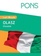 PONS - LAST MINUTE ÚTISZÓTÁR OLASZ - ÚJ - Ekönyv - KLETT KIADÓ