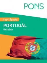 PONS - LAST MINUTE ÚTISZÓTÁR PORTUGÁL - ÚJ - Ekönyv - KLETT KIADÓ