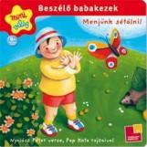 MENJÜNK SÉTÁLNI! - BESZÉLŐ BABAKEZEK - Ekönyv - NYULÁSZ PÉTER
