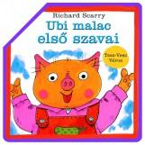 UBI MALAC ELSŐ SZAVAI - TESZ-VESZ VÁROS - - Ekönyv - SCARRY, RICHARD