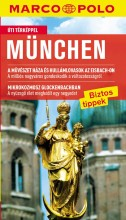 MÜNCHEN - ÚJ MARCO POLO - Ekönyv - CORVINA KIADÓ