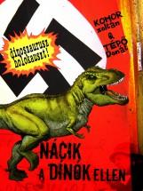 Nácik a dínók ellen - Ekönyv - Komor Zoltán & Tépő Donát