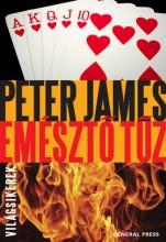 Emésztő tűz - Ekönyv - Peter James