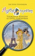 Agatha nyomoz - Titokzatos bűntény az Eiffel-toronynál - Ekönyv - Sir Steve Stevenson