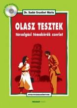OLASZ TESZTEK TÁRSALGÁSI TÉMAKÖRÖK SZERINT (ÚJ!) + DVD! - Ekönyv - DR.SZABÓ ERZSÉBET MÁRIA