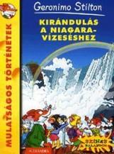 KIRÁNDULÁS A NIAGARA-VÍZESÉSHEZ - Ekönyv - STILTON, GERONIMO