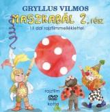 MASZKABÁL 2. RÉSZ - DVD MELLÉKLETTEL - Ekönyv - GRYLLUS VILMOS