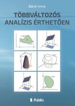 Többváltozós analízis érthetően - Ebook - Bárdi Imre