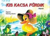 KIS KACSA FÜRDIK - LEPORELLÓ - Ekönyv - SANTOS KIADÓ