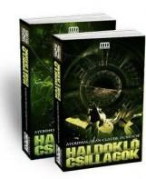 HALDOKLÓ CSILLAGOK I-II. - Ekönyv - DUNYACH, JEAN-CLODE - AYERDHAL