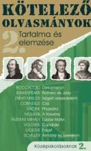 KÖTELEZŐ OLVASMÁNYOK TARTALMA ÉS ELEMZÉSE KÖZÉPISK. 2. - Ekönyv - TOTEM