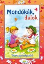MONDÓKÁK, DALOK - VIDÁM GYERMEKJÁTÉKOK - Ekönyv - CAHS KERESKEDELMI ÉS SZOLGÁLTATÓ BT
