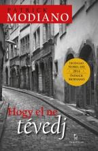 Hogy el ne tévedj - Ekönyv - Patrick Modiano