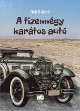 A tizennégy karátos autó  - Ekönyv - Rejtő Jenő