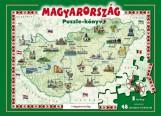 MAGYARORSZÁG - PUZZLE KÖNYV - - Ekönyv - MANÓ KÖNYVEK