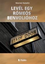 Levél egy Rómeós Benvolióhoz - Ekönyv - Marosi Katalin