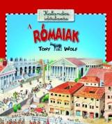 A RÓMAIAK - KALANDOS IDŐUTAZÁS - Ekönyv - WOLF, TONY