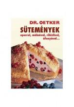 SÜTEMÉNYEK - EPERREL, MÁLNÁVAL, RIBIZLIVEL, ÁFONYÁVAL - Ekönyv - DR.OETKER