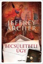 Becsületbeli ügy - Ekönyv - Jeffrey Archer