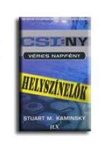 CSI:NY - VÉRES NAPFÉNY - Ekönyv - KAMINSKY, STUART M.