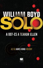 SOLO - A 007-es a terror ellen  - Ekönyv - William Boyd