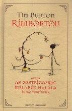 RÍMBÖRTÖN - Ekönyv - TIM BURTON