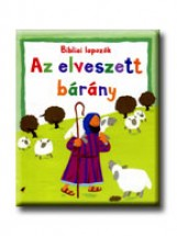 AZ ELVESZETT BÁRÁNY - BIBLIA LAPOZÓK - - Ekönyv - ROCK, LOIS