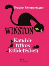 Winston 1. - Kandúr titkos küldetésben  - Ekönyv - Frauke Scheunemann