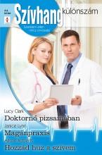 Szívhang különszám 44. kötet  - Ekönyv - Lucy Clark; Janice Lynn; Alison Roberts