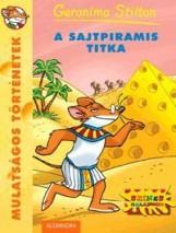 A SAJTPIRAMIS TITKA - Ekönyv - STILTON, GERONIMO