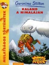 KALAND A HIMALÁJÁN - MULATSÁGOS TÖRTÉNETEK - - Ekönyv - STILTON, GERONIMO