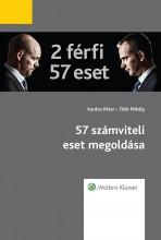57 számviteli eset megoldása - Ekönyv - Kardos Péter - Tóth Mihály