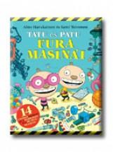 Tatu és Patu fura masinái - Ekönyv - HAVUKAINEN, AINO - TOIVONEN, SAMI