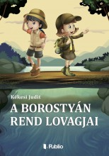 A Borostyán rend lovagjai - Ekönyv - Kékesi Judit