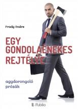 Egy gondolaénekes rejtélye - Ekönyv - Frady Endre
