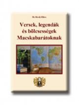 VERSEK, LEGENDÁK ÉS BÖLCSESSÉGEK MACSKABARÁTOKNAK - Ekönyv - DR. KIRÁLY KLÁRA