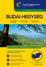 BUDAI-HEGYSÉG TURISTAKALAUZ -