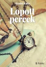 Lopott percek - Ekönyv - Szabó Kata