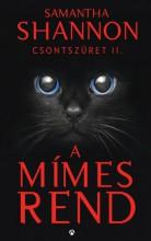 A Mímes Rend - Csontszüret 2. - Ekönyv - Samantha Shannon