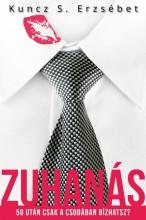 Zuhanás - Ekönyv - Kuncz S. Erzsébet