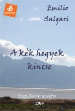 A kék hegyek kincse - Ekönyv - Salgari, Emilio
