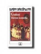 HÁROM KOMÉDIA - EDK - - Ekönyv - GOLDONI, CARLO