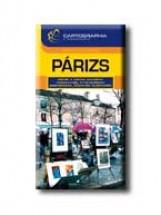 PÁRIZS - CART. ÚTIKÖNYV -